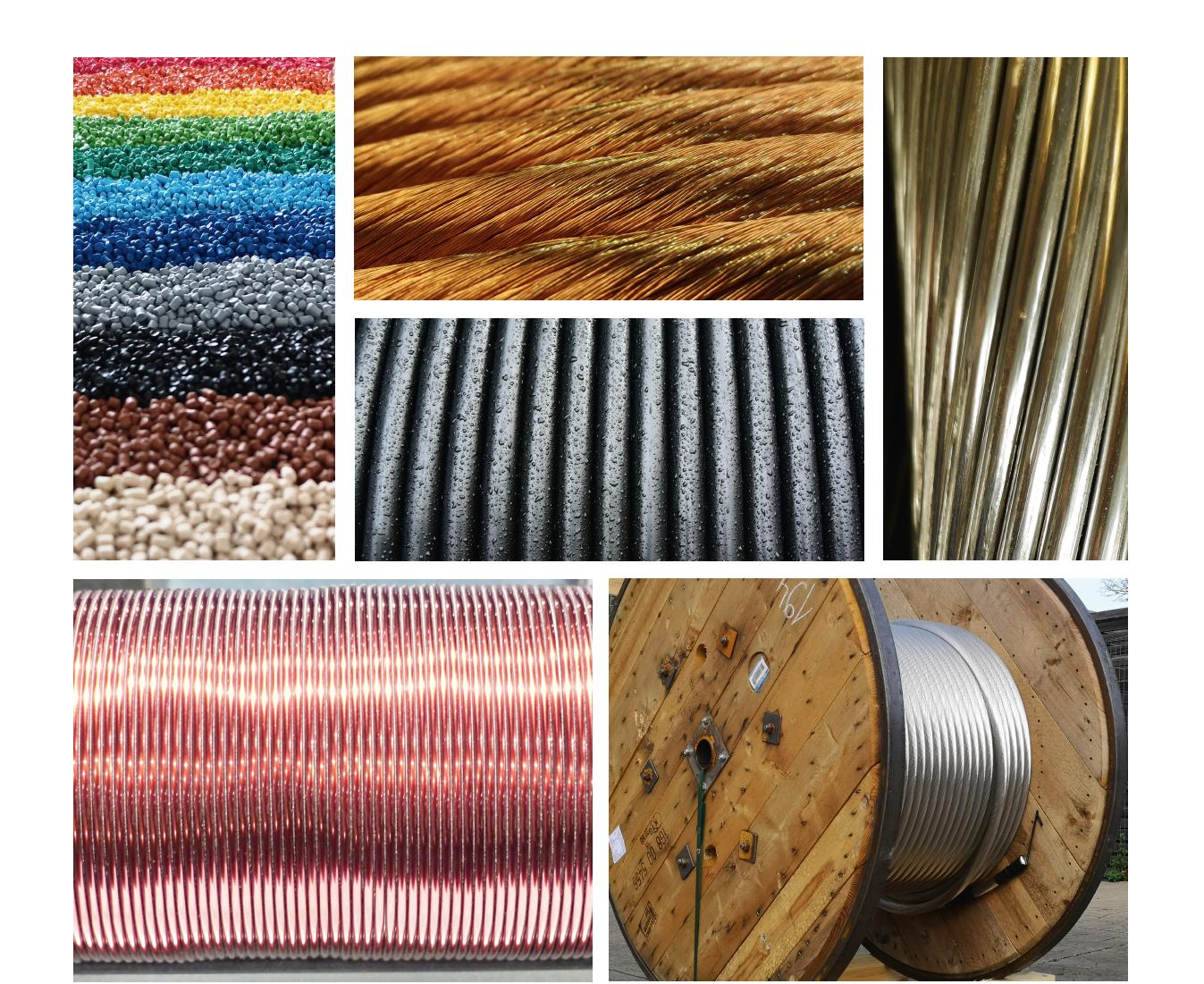 Abbildung verschiedener Produkte aus dem Sortment der BDK GmbH